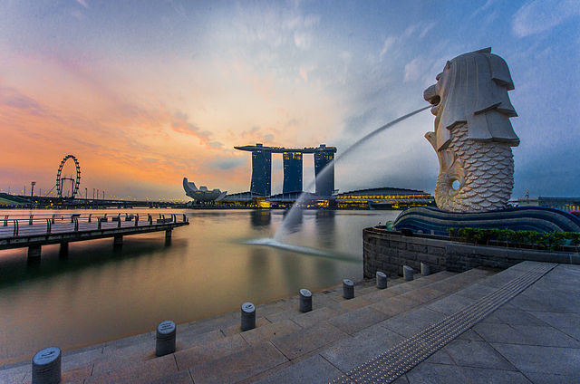 Merlion, Authentic Travel